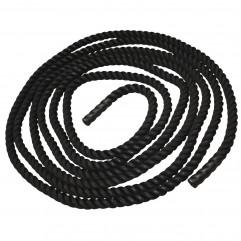 6 m, Battle Rope 25 mm, hook