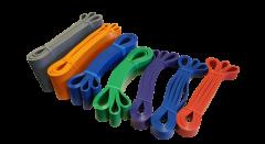 Powerband Cross Elastik fra 7-91 kg træk - køb dem billigt hos Kettlebellshop
