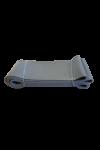 Powerband Cross Elastik fra 7-91 kg træk - køb dem