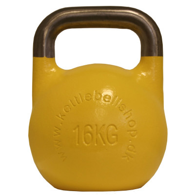 Competition Kettlebell 16 kg from KettlebellShop™