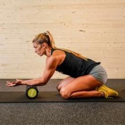 Velites Massage Roller | Double Foam Roller, KettlebellShop