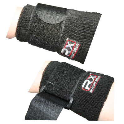 RX Wrist Wraps from KettlebellShop™, pro