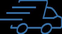 Snabb leverans från eget lager i Herning, till hela Europa